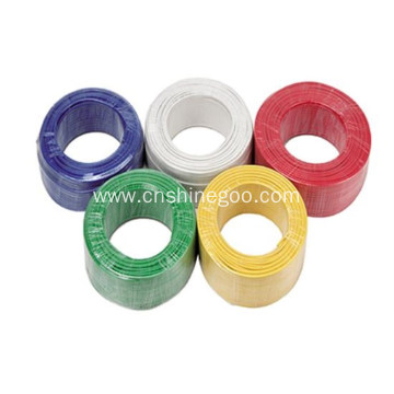 Aluminum conductor PVC insulated round cable